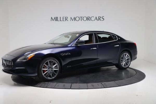 New 2020 Maserati Quattroporte S Q4 GranLusso for sale $117,935 at Alfa Romeo of Westport in Westport CT 06880 2