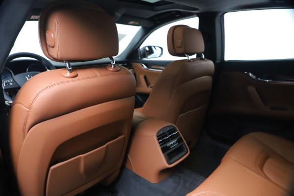 New 2020 Maserati Quattroporte S Q4 GranLusso for sale $117,935 at Alfa Romeo of Westport in Westport CT 06880 20