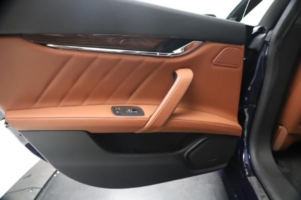 New 2020 Maserati Quattroporte S Q4 GranLusso for sale $117,935 at Alfa Romeo of Westport in Westport CT 06880 21