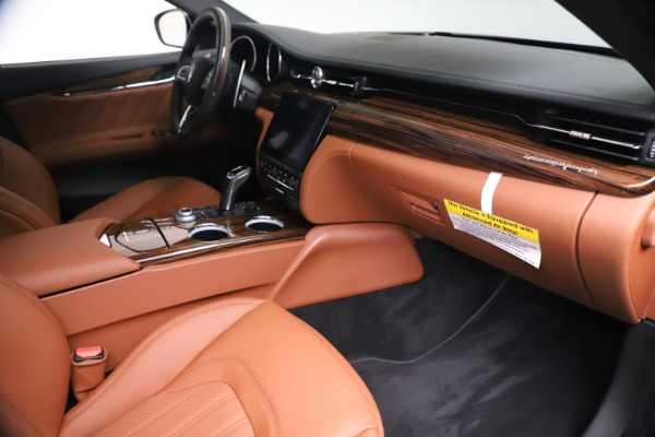 New 2020 Maserati Quattroporte S Q4 GranLusso for sale $117,935 at Alfa Romeo of Westport in Westport CT 06880 22