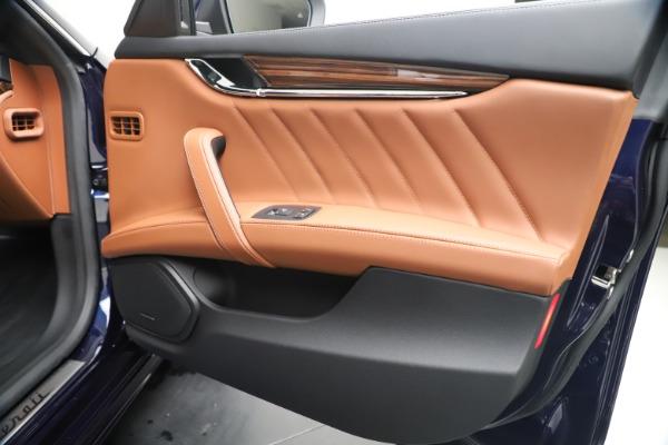 New 2020 Maserati Quattroporte S Q4 GranLusso for sale $117,935 at Alfa Romeo of Westport in Westport CT 06880 25