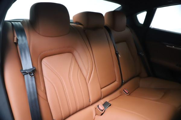 New 2020 Maserati Quattroporte S Q4 GranLusso for sale $117,935 at Alfa Romeo of Westport in Westport CT 06880 26