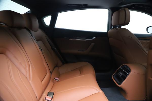 New 2020 Maserati Quattroporte S Q4 GranLusso for sale $117,935 at Alfa Romeo of Westport in Westport CT 06880 27