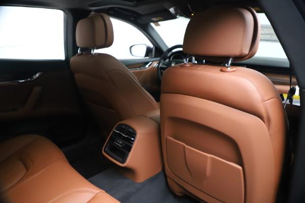 New 2020 Maserati Quattroporte S Q4 GranLusso for sale $117,935 at Alfa Romeo of Westport in Westport CT 06880 28