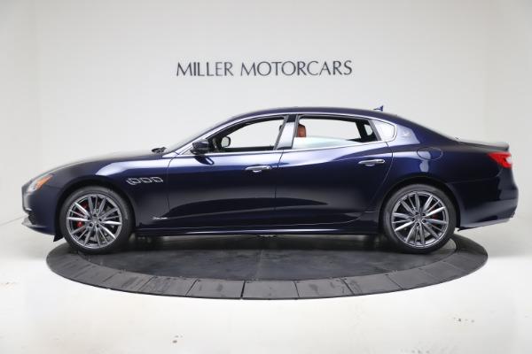 New 2020 Maserati Quattroporte S Q4 GranLusso for sale $117,935 at Alfa Romeo of Westport in Westport CT 06880 3