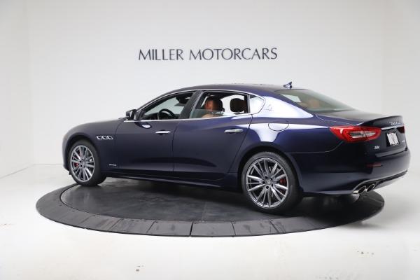 New 2020 Maserati Quattroporte S Q4 GranLusso for sale $117,935 at Alfa Romeo of Westport in Westport CT 06880 4