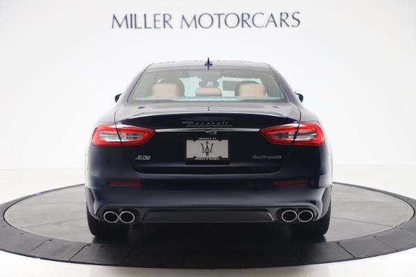 New 2020 Maserati Quattroporte S Q4 GranLusso for sale $117,935 at Alfa Romeo of Westport in Westport CT 06880 6