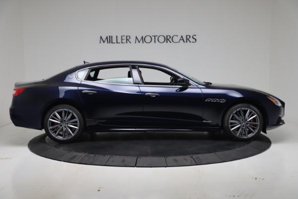 New 2020 Maserati Quattroporte S Q4 GranLusso for sale $117,935 at Alfa Romeo of Westport in Westport CT 06880 9