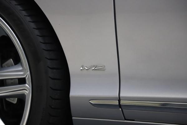 Used 2016 Bentley Continental GT W12 for sale Sold at Alfa Romeo of Westport in Westport CT 06880 16