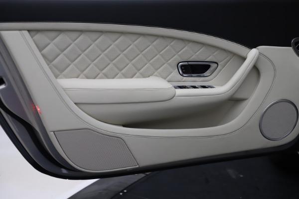 Used 2016 Bentley Continental GT W12 for sale Sold at Alfa Romeo of Westport in Westport CT 06880 17