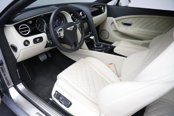 New 2016 Bentley Continental GT W12 for sale $128,900 at Alfa Romeo of Westport in Westport CT 06880 18