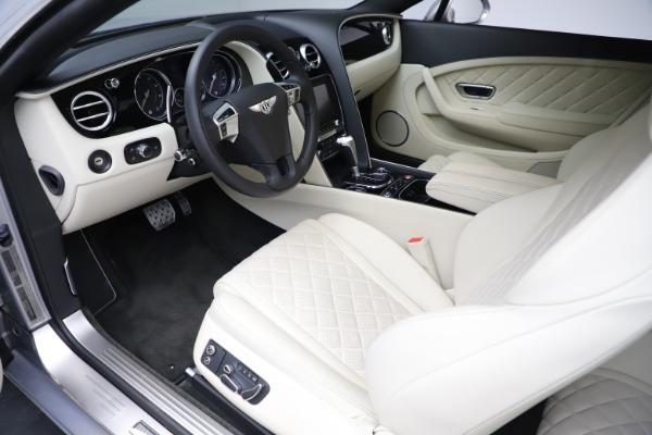 Used 2016 Bentley Continental GT W12 for sale Sold at Alfa Romeo of Westport in Westport CT 06880 18