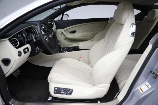 New 2016 Bentley Continental GT W12 for sale $128,900 at Alfa Romeo of Westport in Westport CT 06880 19