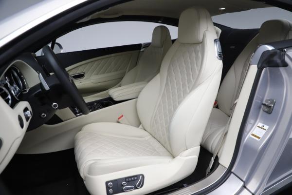 New 2016 Bentley Continental GT W12 for sale $128,900 at Alfa Romeo of Westport in Westport CT 06880 20