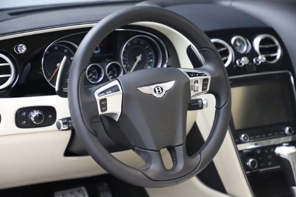 New 2016 Bentley Continental GT W12 for sale $128,900 at Alfa Romeo of Westport in Westport CT 06880 22