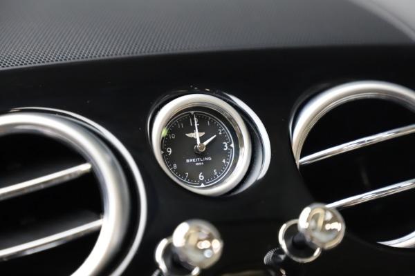 New 2016 Bentley Continental GT W12 for sale $128,900 at Alfa Romeo of Westport in Westport CT 06880 23