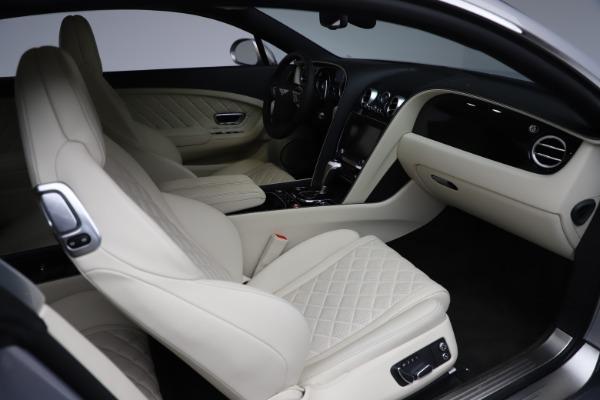 New 2016 Bentley Continental GT W12 for sale $128,900 at Alfa Romeo of Westport in Westport CT 06880 24