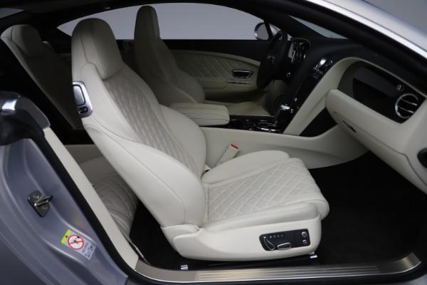 New 2016 Bentley Continental GT W12 for sale $128,900 at Alfa Romeo of Westport in Westport CT 06880 25