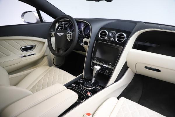 New 2016 Bentley Continental GT W12 for sale $128,900 at Alfa Romeo of Westport in Westport CT 06880 27