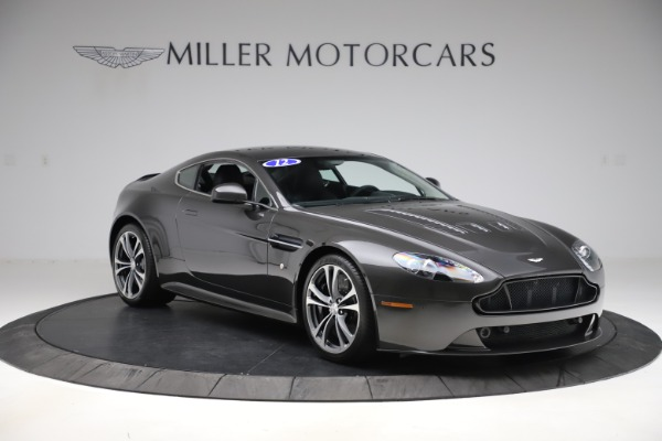 Used 2012 Aston Martin V12 Vantage Coupe for sale $115,900 at Alfa Romeo of Westport in Westport CT 06880 10