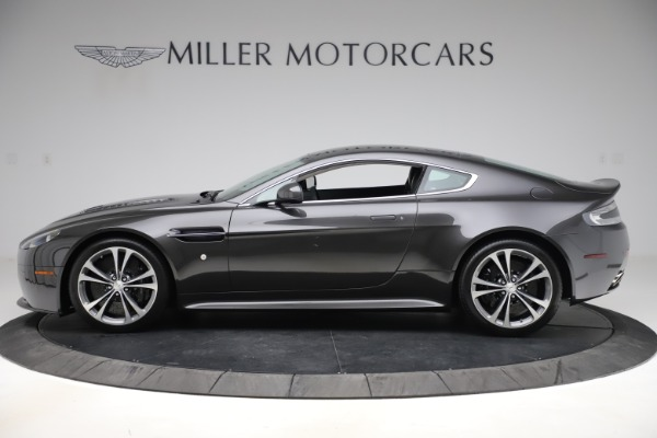 Used 2012 Aston Martin V12 Vantage Coupe for sale $115,900 at Alfa Romeo of Westport in Westport CT 06880 2