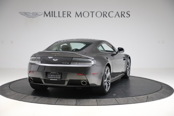 Used 2012 Aston Martin V12 Vantage Coupe for sale $115,900 at Alfa Romeo of Westport in Westport CT 06880 6
