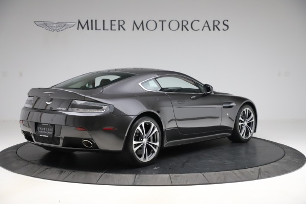 Used 2012 Aston Martin V12 Vantage Coupe for sale $115,900 at Alfa Romeo of Westport in Westport CT 06880 7
