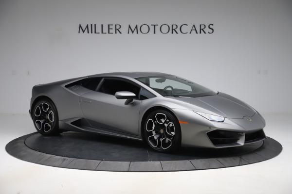 Used 2017 Lamborghini Huracan LP 580-2 for sale $179,900 at Alfa Romeo of Westport in Westport CT 06880 10