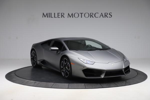 Used 2017 Lamborghini Huracan LP 580-2 for sale $179,900 at Alfa Romeo of Westport in Westport CT 06880 11