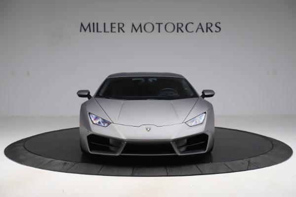 Used 2017 Lamborghini Huracan LP 580-2 for sale $179,900 at Alfa Romeo of Westport in Westport CT 06880 12