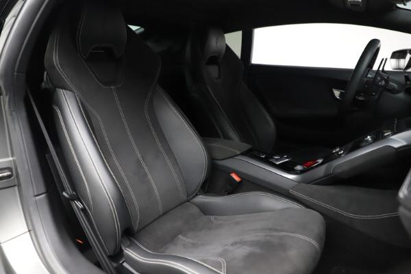 Used 2017 Lamborghini Huracan LP 580-2 for sale $179,900 at Alfa Romeo of Westport in Westport CT 06880 18