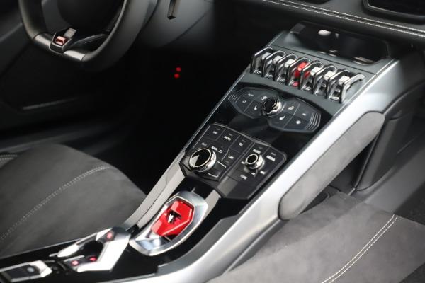 Used 2017 Lamborghini Huracan LP 580-2 for sale $179,900 at Alfa Romeo of Westport in Westport CT 06880 19