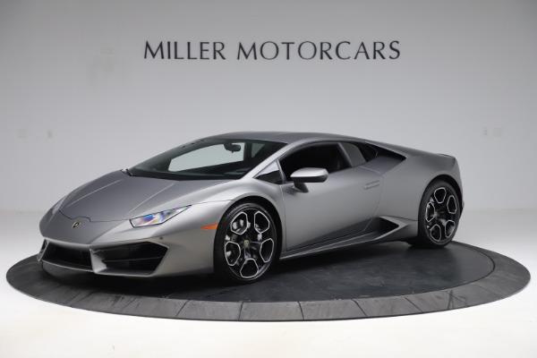 Used 2017 Lamborghini Huracan LP 580-2 for sale $179,900 at Alfa Romeo of Westport in Westport CT 06880 2