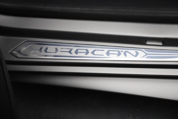 Used 2017 Lamborghini Huracan LP 580-2 for sale $179,900 at Alfa Romeo of Westport in Westport CT 06880 21