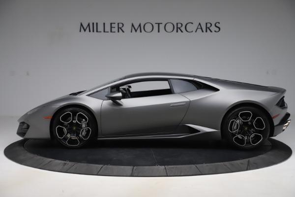 Used 2017 Lamborghini Huracan LP 580-2 for sale $179,900 at Alfa Romeo of Westport in Westport CT 06880 3