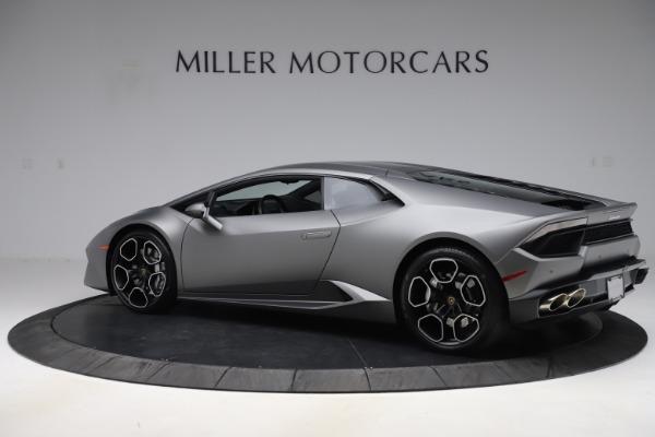 Used 2017 Lamborghini Huracan LP 580-2 for sale $179,900 at Alfa Romeo of Westport in Westport CT 06880 4