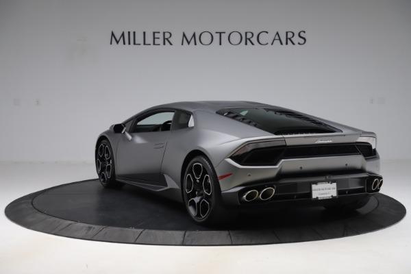 Used 2017 Lamborghini Huracan LP 580-2 for sale $179,900 at Alfa Romeo of Westport in Westport CT 06880 5