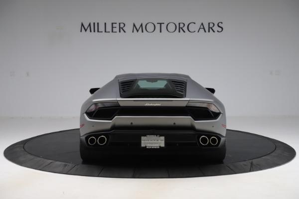Used 2017 Lamborghini Huracan LP 580-2 for sale $179,900 at Alfa Romeo of Westport in Westport CT 06880 6
