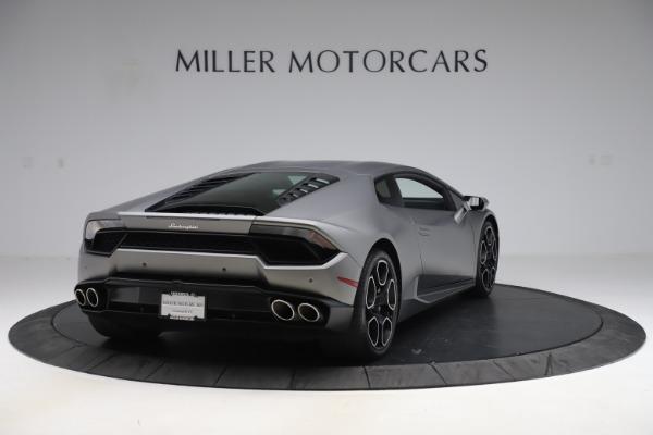 Used 2017 Lamborghini Huracan LP 580-2 for sale $179,900 at Alfa Romeo of Westport in Westport CT 06880 7