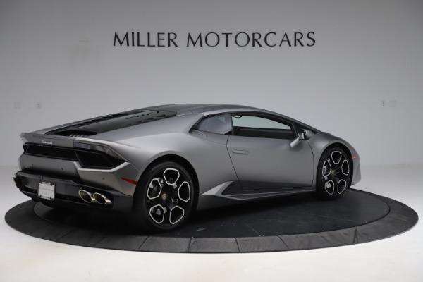 Used 2017 Lamborghini Huracan LP 580-2 for sale $179,900 at Alfa Romeo of Westport in Westport CT 06880 8