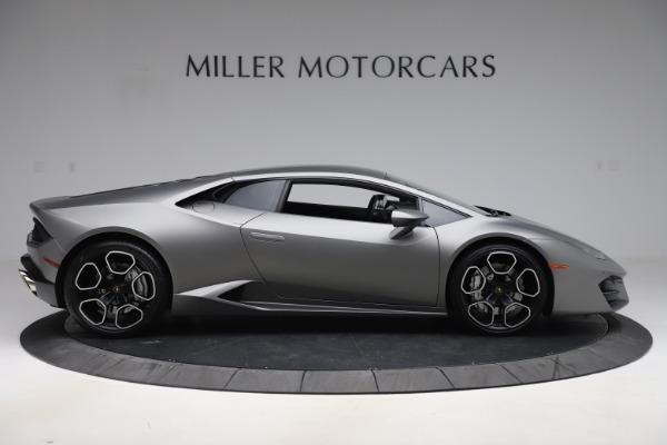 Used 2017 Lamborghini Huracan LP 580-2 for sale $179,900 at Alfa Romeo of Westport in Westport CT 06880 9