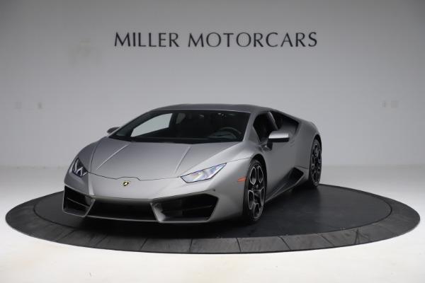 Used 2017 Lamborghini Huracan LP 580-2 for sale $179,900 at Alfa Romeo of Westport in Westport CT 06880 1