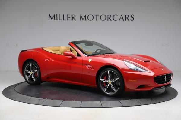 Used 2014 Ferrari California 30 for sale $127,900 at Alfa Romeo of Westport in Westport CT 06880 10