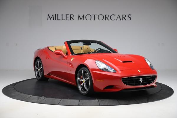 Used 2014 Ferrari California 30 for sale $127,900 at Alfa Romeo of Westport in Westport CT 06880 11