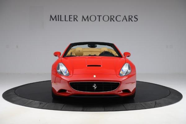 Used 2014 Ferrari California 30 for sale $127,900 at Alfa Romeo of Westport in Westport CT 06880 12