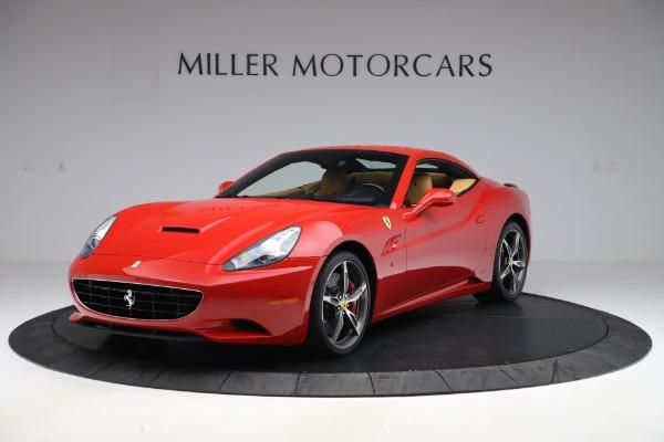 Used 2014 Ferrari California 30 for sale $127,900 at Alfa Romeo of Westport in Westport CT 06880 13