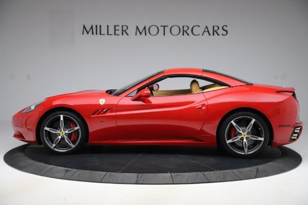 Used 2014 Ferrari California 30 for sale $127,900 at Alfa Romeo of Westport in Westport CT 06880 14