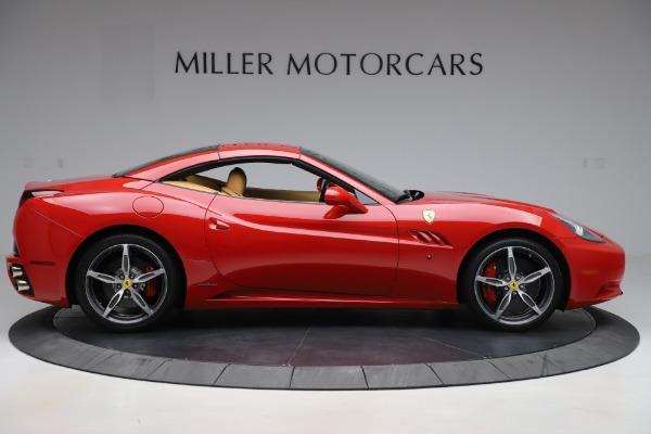 Used 2014 Ferrari California 30 for sale $127,900 at Alfa Romeo of Westport in Westport CT 06880 15