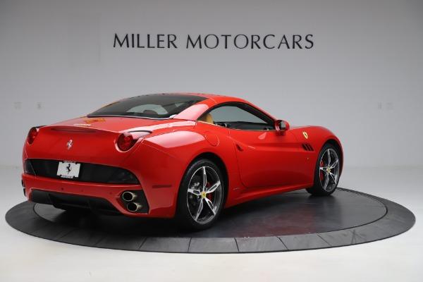 Used 2014 Ferrari California 30 for sale $127,900 at Alfa Romeo of Westport in Westport CT 06880 16
