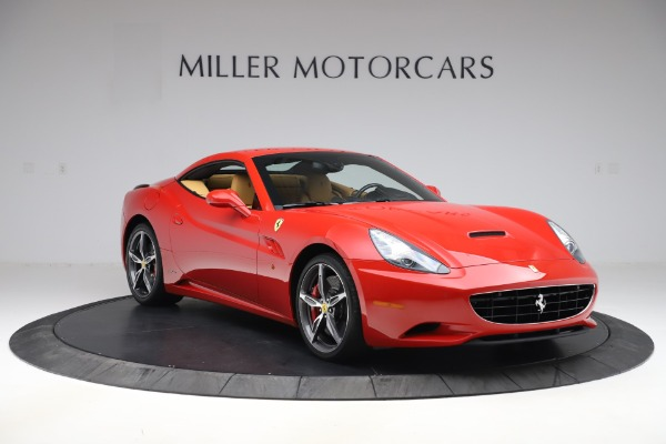 Used 2014 Ferrari California 30 for sale $127,900 at Alfa Romeo of Westport in Westport CT 06880 17